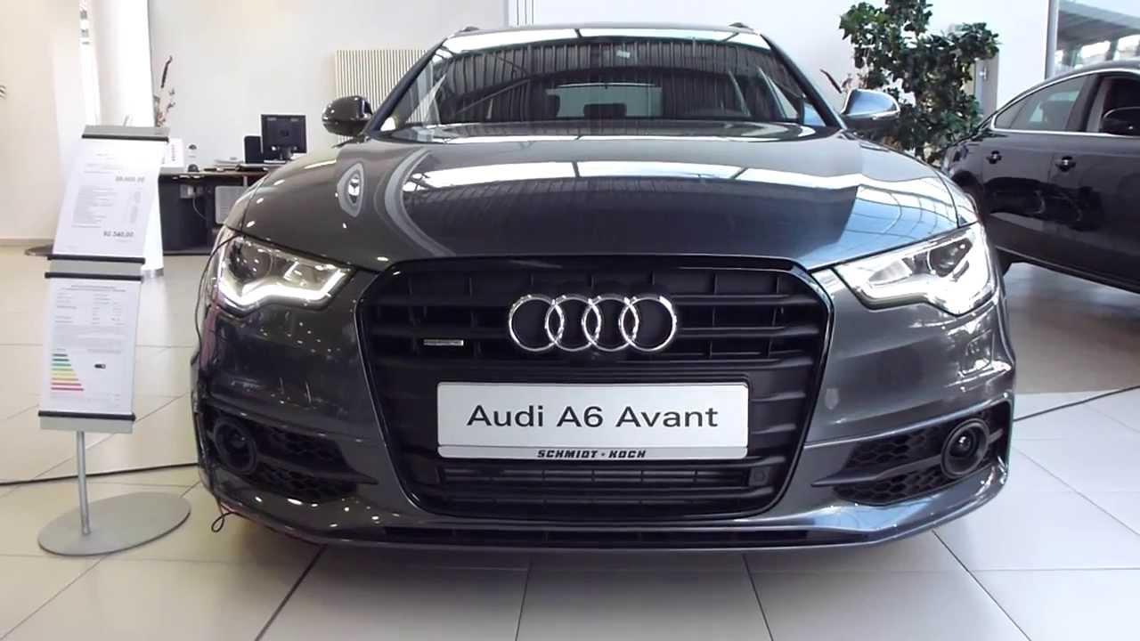 Audi a6 s Line Kombi 2014 Audi a6 Avant ''s-line''