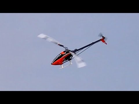 PROTOS 700 MAX V2 14S AMAZING MODEL HELICOPTER FLIGHT DEMONSTRATION