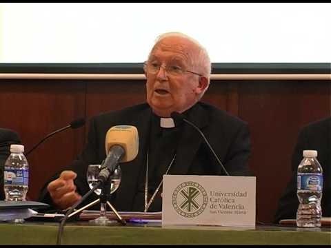 Especial santa teresa hoy universidad catolica de valencia osoro cañizares angel moreno agosto 2015