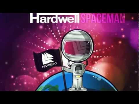 Hardwell - Spaceman (Original Mix) HQ