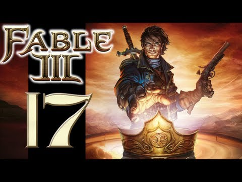 Let's Play Fable III - EP17 - Journey