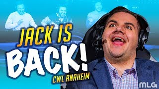 CouRage is Back! | CWL Anaheim