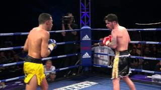 Ilias Bulaid vs Jackie Dings - Enfusion Live