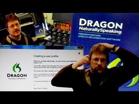 Speech to Text Recognition Software Review - Dragon Naturally Speaking Premium 12
