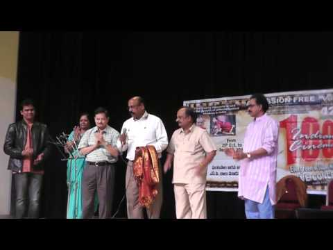 Chittenraju Garu Vanguri Foundation and Dr Prasad Thotakura...