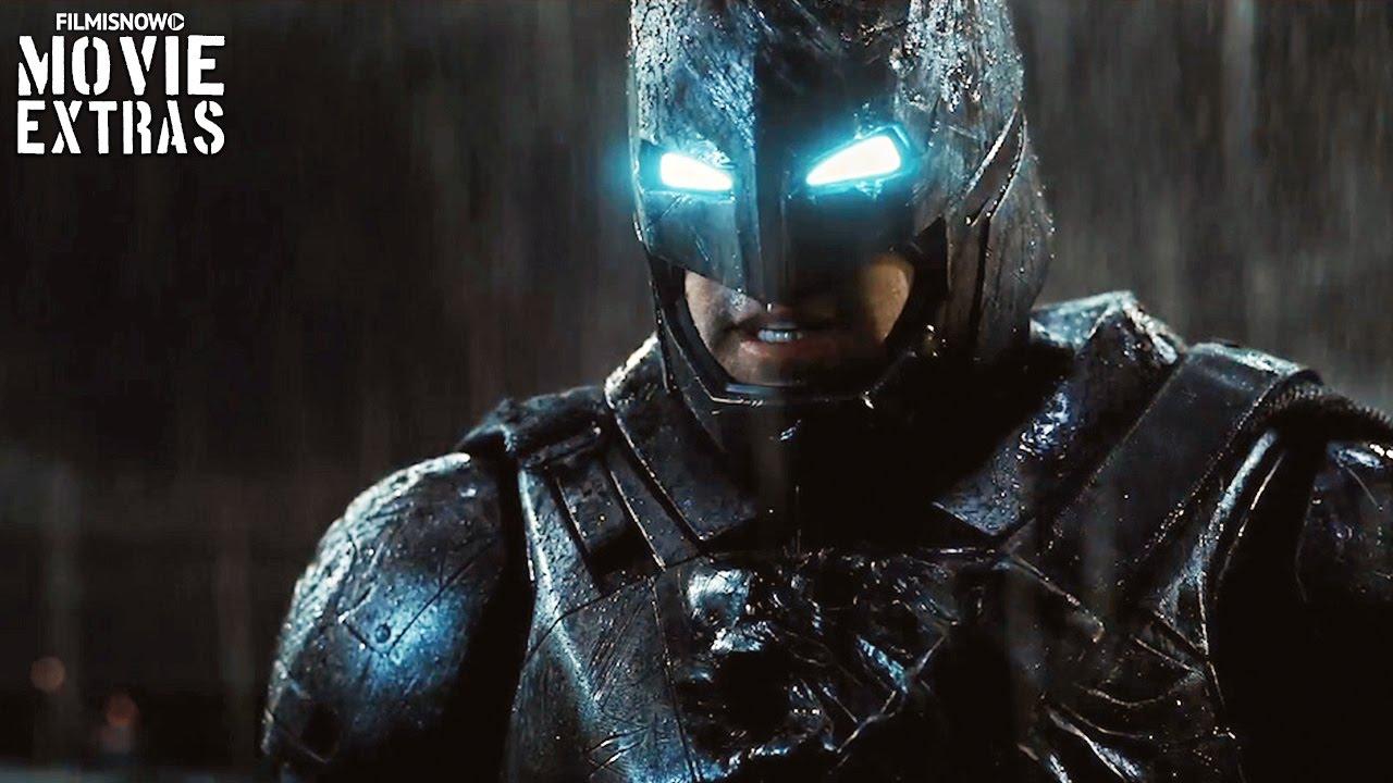 Batman v Superman: Dawn of Justice 'Story' Featurette (2016)