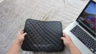 Unboxing HEATSHIFT Laptop Cooling Pad - How To Keep Your Laptop Cool