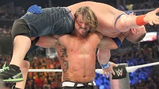 10 Best WWE Matches Of 2016