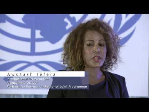 Awotash Tefera, Blue Room Talks, Bangkok, November 2015