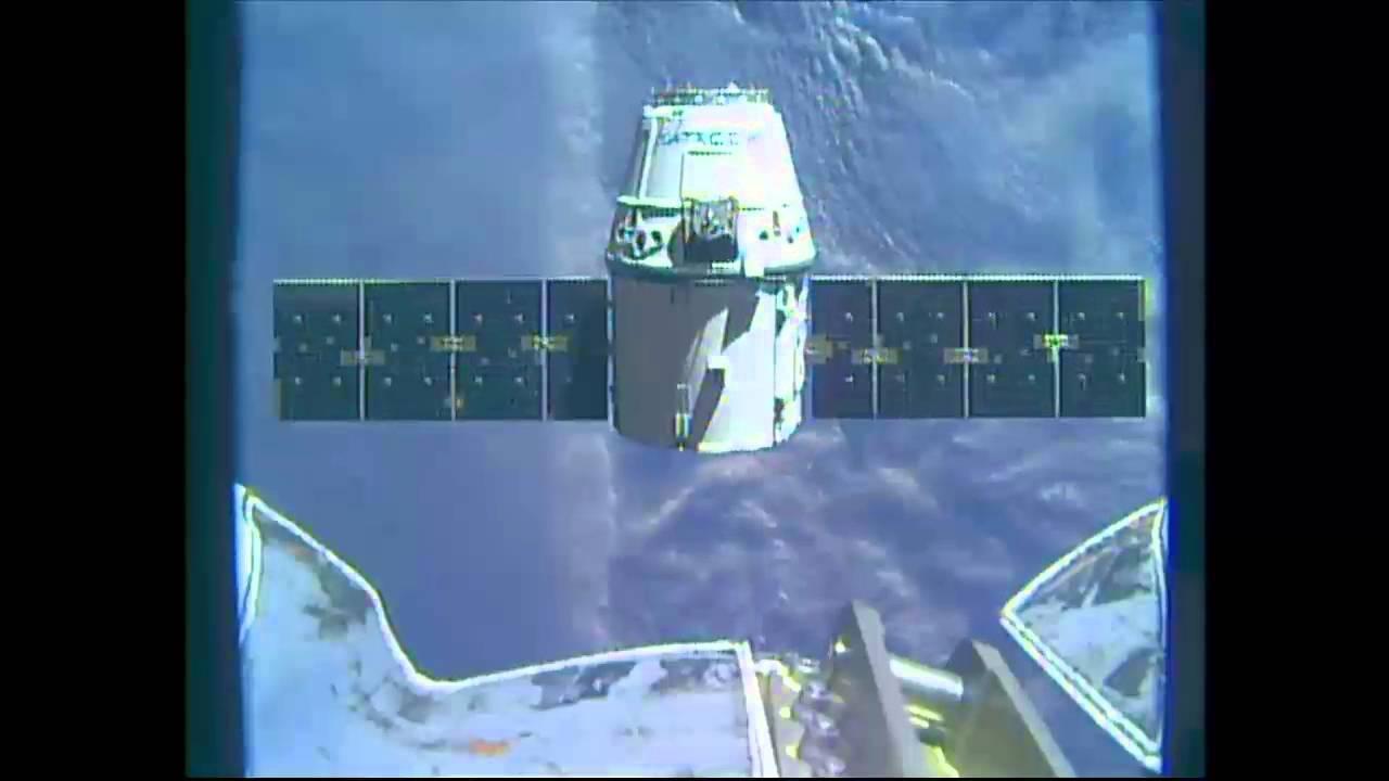 Sikeresen csatlakozott a Nemzetközi Űrállomáshoz az automata űrhajó - videó