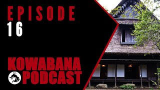 Kowabana: 'True' Japanese scary stories - A curse upon your family and all within it!