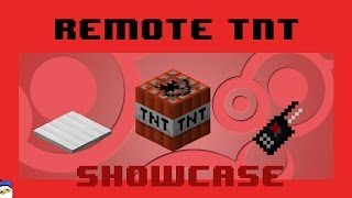 Remote Detonate TNT - Pressure Plate Activation