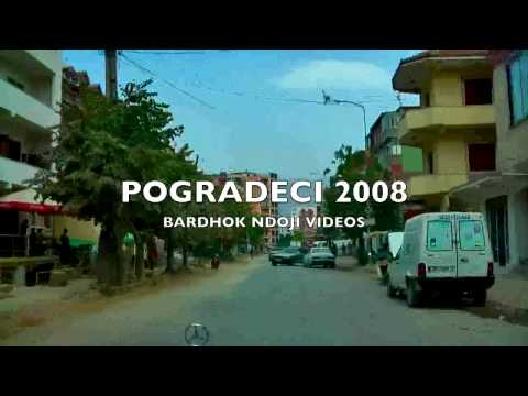 Pogradec is one of the southeastern cities of Albania, which is by the Ohrid lake. It is the capital of the District of Pogradec, Pogradec 2008.