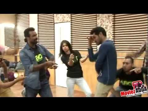 Abcd Dance Rehearsal | Prabhu Deva, Remo, Salman, Dharmesh video