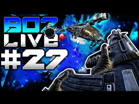 CoD BO2: TONS OF KiLLS LiVE w Elite #27 Call of Duty Black Ops 2 Multiplayer Gameplay