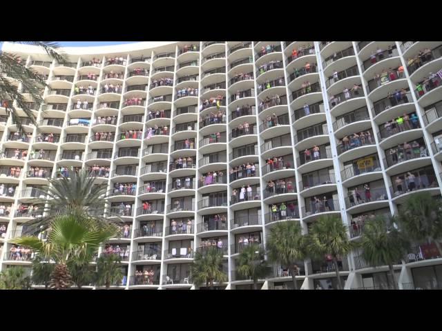 Spring Break 2014 Wake Up Call - Panama City Beach