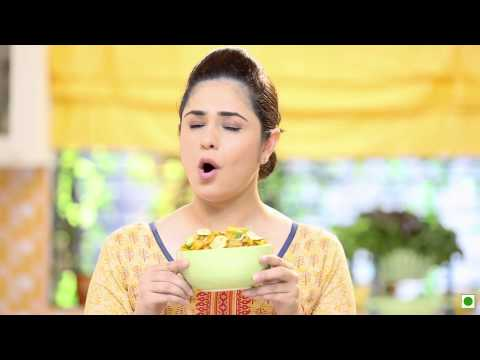 Oriental Corn Stir-fry (Kellogg's Waale Guptaji Ki Family ka