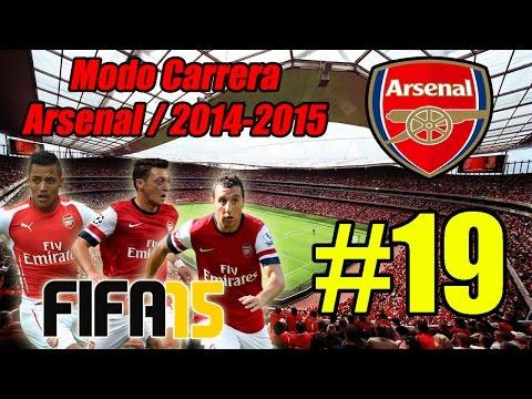 FIFA 15   MODO CARRERA MANAGER - ARSENAL   ¡FICHAJES EN CAMINO! (MANCHESTER CITY vs. ARSENAL) #19