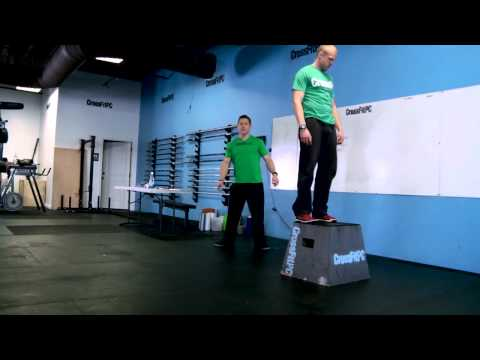 CrossFit - Efficiency Tips: Box Jumps with Matt Chan