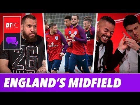 England's Euro 2016 Midfield? | F2, Spencer FC, Cheeky Sport & True Geordie Debate | Dream Team FC