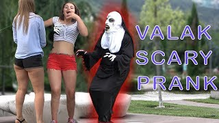 SCARY NUN PRANK - AWESOME REACTIONS - Best of Just For Laughs