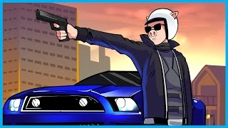 HOW IS THIS A MOBILE GAME?!?! - Gangstar New Orleans Funny Gameplay Moments!