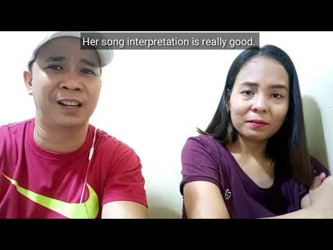 INDIA MARTINEZ - El Aire y El Baile - Live Performance (Reaction)[Tine & Franz] Spanish Great Singer
