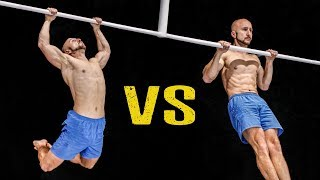 Are CROSSFIT Pull Ups Really That Bad?
