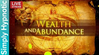 🙏 Abundance Meditations 24/7 - Attract MIRACLES into your life - Law of Attraction