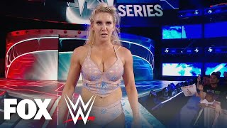 The Queen meets Baddest: Reflects on Charlotte Flair vs. Ronda Rousey | WWE BACKSTAGE | WWE ON FOX