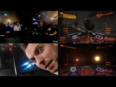 On the Horizon - 2.3 The Commanders Beta Livestream, Part 2