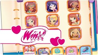 Winx Club - Tutorial App Winx Fate Principesse