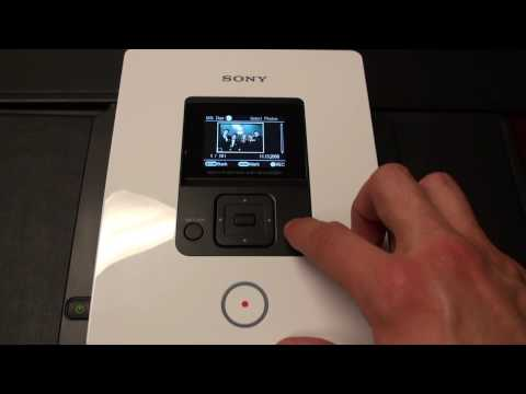 Sony's VRDMC5 DVDirect® Multi-Function DVD Recorder Unboxing and Walkthrough