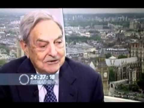 Интервью Джорджа Сороса