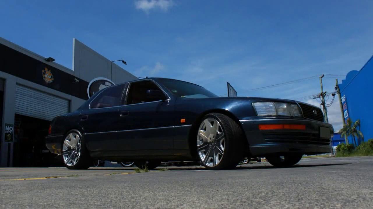 Lexus Ls400 Rolling 20 U0026quot  Staggered Zumbo Kuverup Wheels