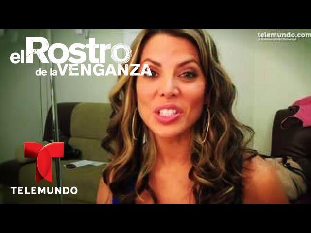 El Rostro de la Venganza - El camerino de Jackeline / Telemundo