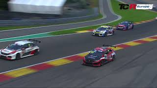 2018 Spa, TCR Europe Round 6 Clip