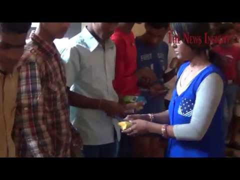 Aaradhya Charitable Trust Celebrates Diwali at Bhima Bhoi School for Blind
