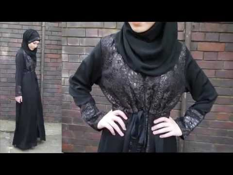 Abaya Lookbook l JULY + Wahat aljalabiya Giveaway