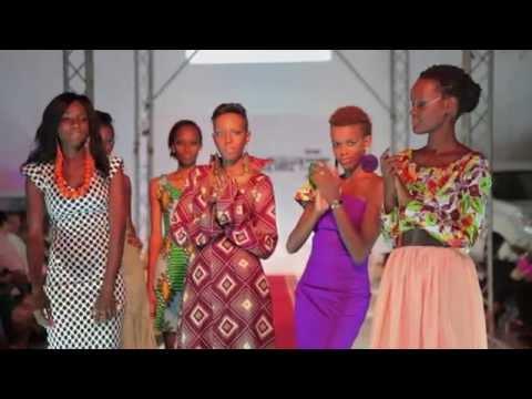 2014 Burundi International Fashion Night #BIFashioN by Agence Esther Official HD