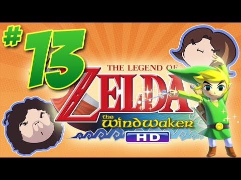 Wind Waker HD: Off the Hook - PART 13 - Game Grumps