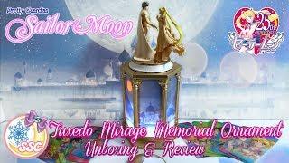 Sailor Moon Tuxedo Mirage Memorial Ornament Music Box Unboxing & Review ~ セーラームーン