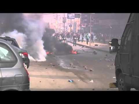 Egypt Eleven Dead In Pro Morsi Protests