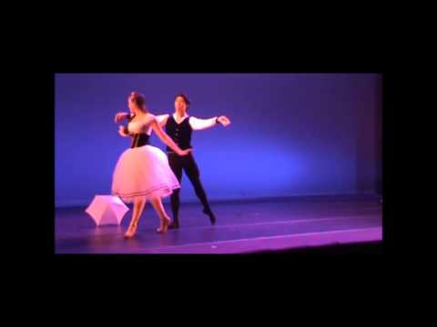 Miguel del Aguila Ballet Scenes from CLOCKS 3/4