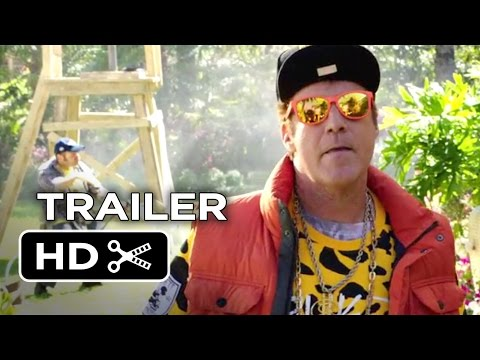 Get Hard Official Trailer #1 (2015) - Will Ferrell. Kevin Hart Movie HD