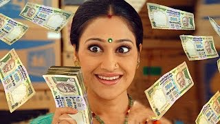 Top 10 Salary and Earning of Actors fromTaarak Mehta Ka Ooltah Chashmah 2016