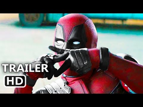 "DEADPOOL 2 ""Superbaby Deadpool"" Trailer (NEW 2018) Superhero Movie HD"