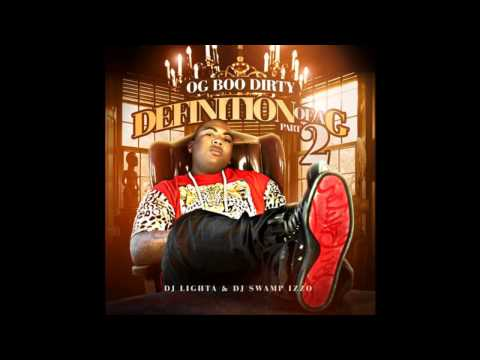 Og Boo Dirty - That Drank [prod. By Memphis Track Boyz] (definition Of A G 2) video