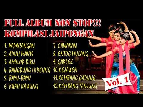 Jaipongan Full Album Volume 1