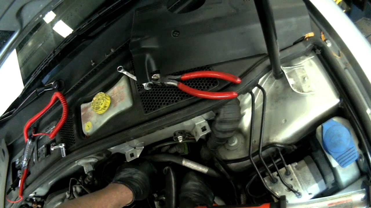 Vw V6 Atq P1392 Camshaft Pos Sensor Bank2 Open Circ